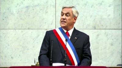 Discriminación del presidente chileno Sebastián Piñera contra las mujeres