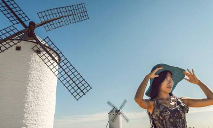 En ciertas áreas turístics de España se registra escasez de visitantes