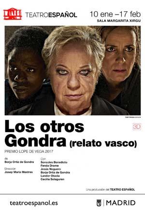 """""""Los Gondra"""" (relato vasco), una obra sobre la necesidad del perdón y del olvido"""