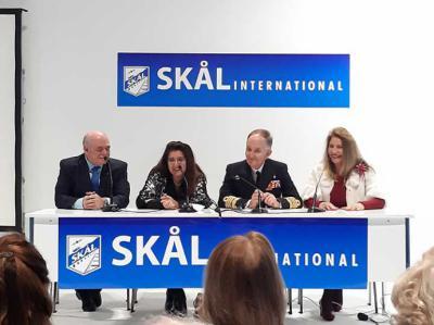 """Skal concede el Premio """"Importante del Turismo"""""""