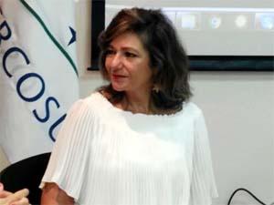 Ministra de Turismo de Paraguay, Marcela Bacigalupo