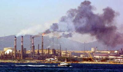 Toxic: 97% of Spain exposed to 'unacceptable' levels of air pollution