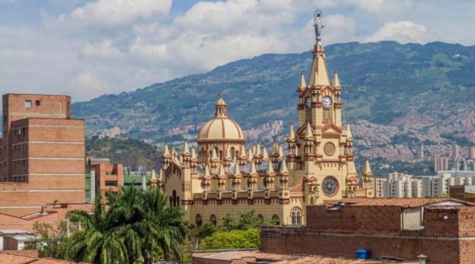 Medellín, Colombia, con la mirada puesta en el turismo chileno