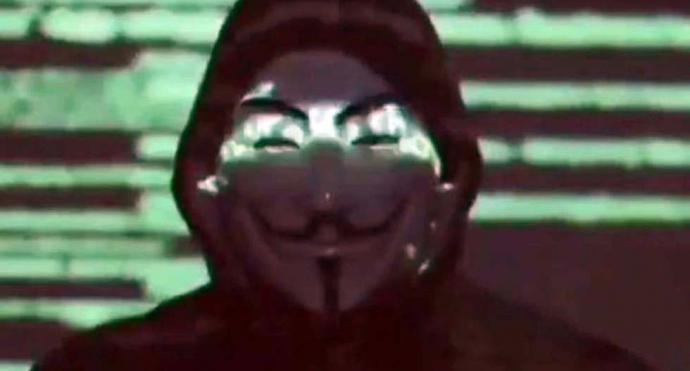 Anonymous expresa que colgará en la red la corrupción policial de Estados Unidos