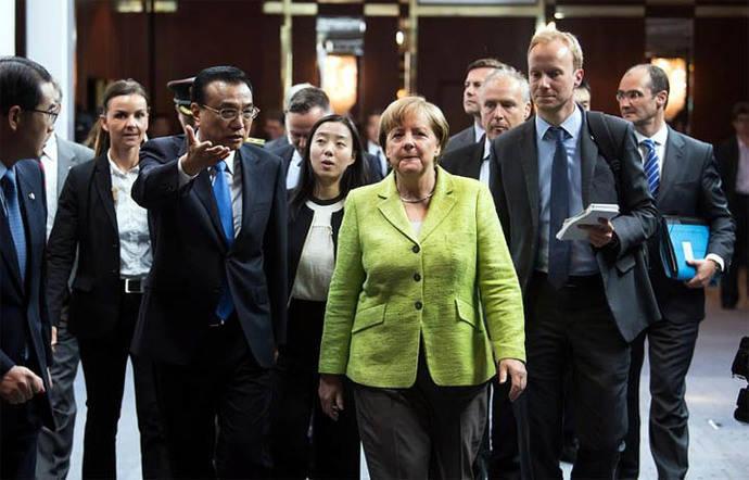 China y Europa, preocupadas antes del anuncio de Trump sobre acuerdo climático
