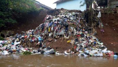 Citarum, el río de Indonesia más contaminado del mundo