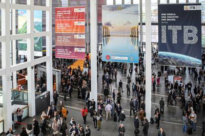 Una imagen de la ITB celebrada el año pasado. Foto © Messe Berlin GmbH
