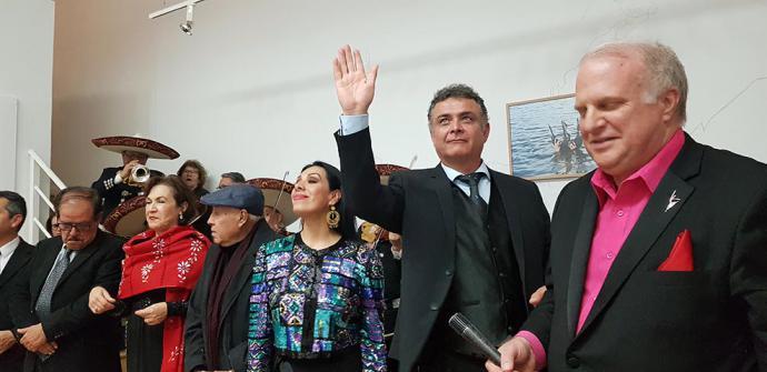 Gregorio Luque presenta un concierto sobre el compositor Agustín Lara con artistas mexicanos