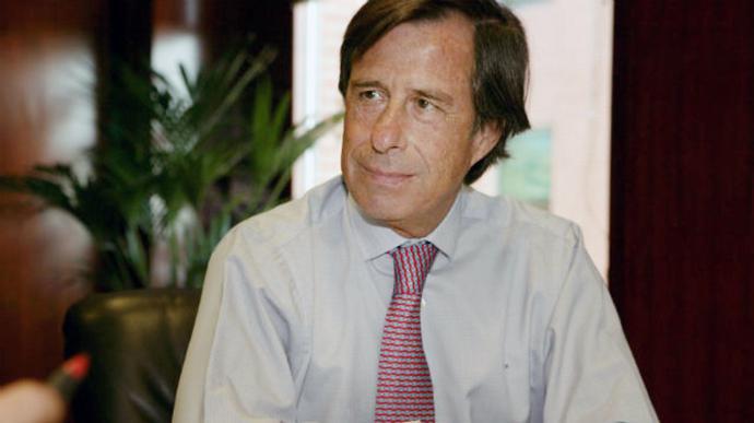 el exalcalde de Alcobendas Ignacio García de Vinuesa (imagen de archivo)