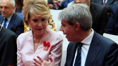 Aguirre: 'Casado ha querido dar una patada a Abascal en mi trasero'