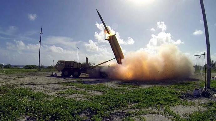 Escudo antimisiles de EEUU ya está operativo en Corea del Sur