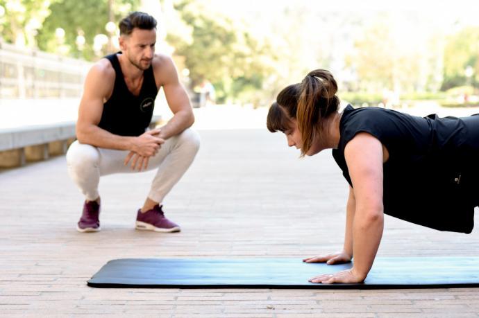 Practica ejercicio y mejora tu salud