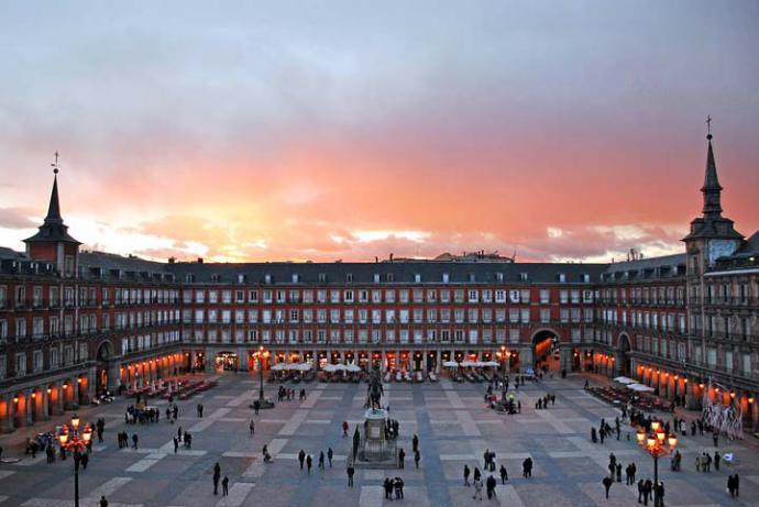 Madrid: Quizás la ciudad más cosmopolita de Europa
