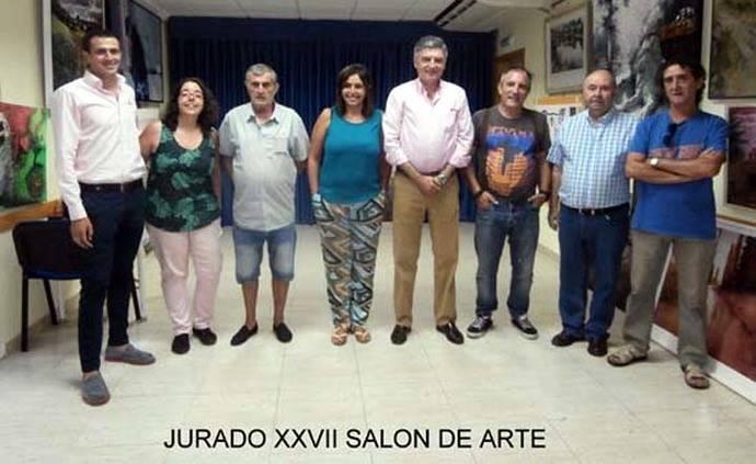 """El XXVII Salón de Arte y A.A. V.V. El Poblado """"Ciudad de Puertollano"""" abre sus puertas en su última edición"""