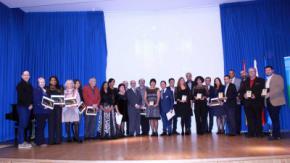 "ACUDEBI celebra gala de entrega ""Premios Pluma de Oro a la Cultura 2019"""