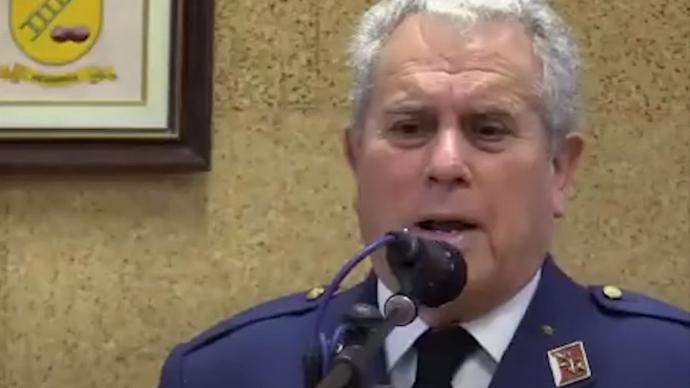 El general retirado Francisco Beca