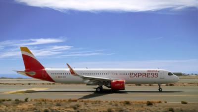 Iberia Express unirá Mallorca con Gran Canaria y Tenerife este invierno