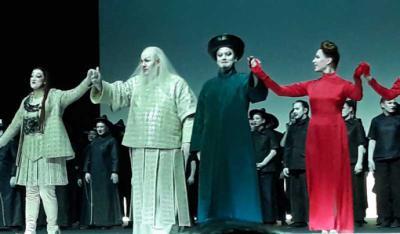 TURANDOT en el Teatro Real. Fin de temporada