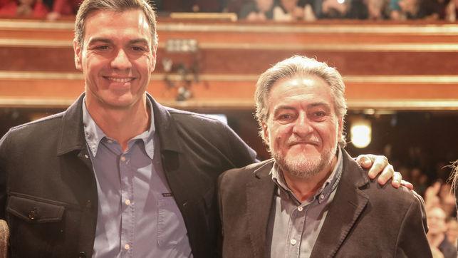 Pedro Sánchez defiende su derecho a avalar a Pepu Hernández: 'Va a ganar las elecciones a la Alcaldía de Madrid'