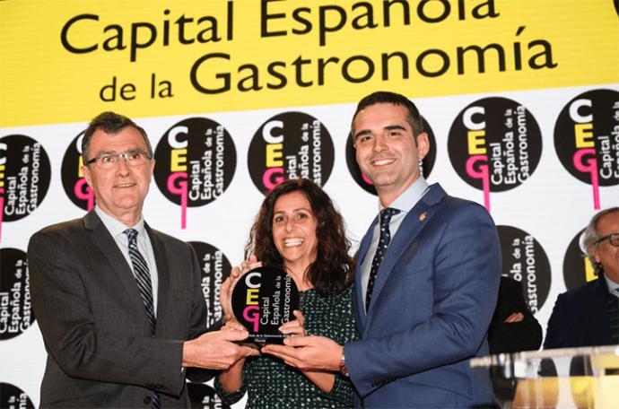 Murcia estrena el título de Capital Española de la Gastronomía
