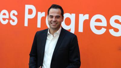 El candidato de Ciudadanos en la Comunidad de Madrid, Ignacio Aguado