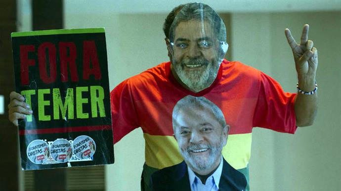 Brasil: Temer y Lula cada vez más complicados por investigaciones judiciales