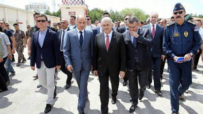 Detienen a asesor de primer ministro turco Yildirim