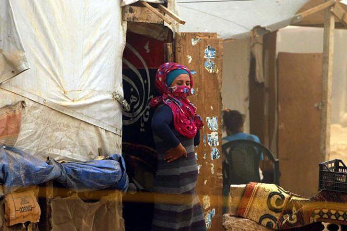 Tormentas de polvo en India ya dejan 100 muertos