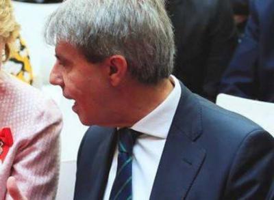 Ángel Garrido, ex presidente de la Comunidad de Madrid