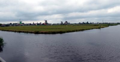 La Holanda pre industrial, en Zaanse Schans