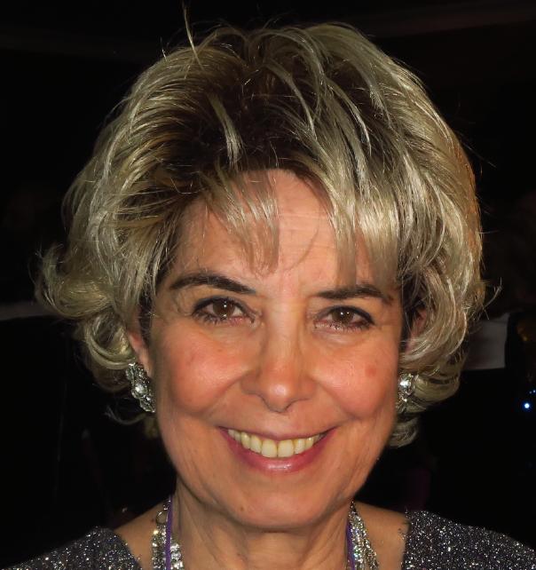 Linda de Sousa, luso/española., artista vocacional con empeño, viajera incansable