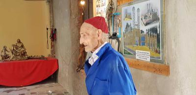 La catedral de Justo en Mejorada del Campo (Madrid): 60 años de trabajo en solitario