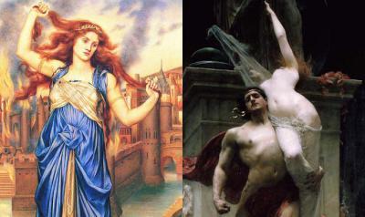 El mito de Casandra: La vidente que traicionó a Apolo...(imagen de referencia)