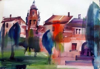 XX Encuentro Internacional de Acuarela en Salamanca