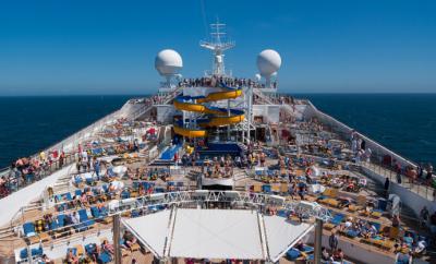 Cruceros por Sudamérica