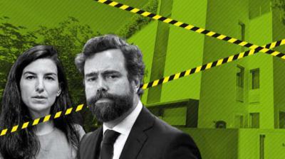 El Ayuntamiento de Madrid ordena clausurar parte de la mansión de Iván Espinosa de los Monteros por ser ilegal