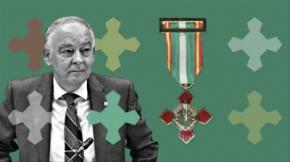 La investigación de Kitchen aflora el mercadeo de medallas en la Policía