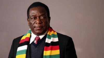 Sudáfrica felicita a Mnangagwa tras su victoria y pide a oposición que siga los cauces legales