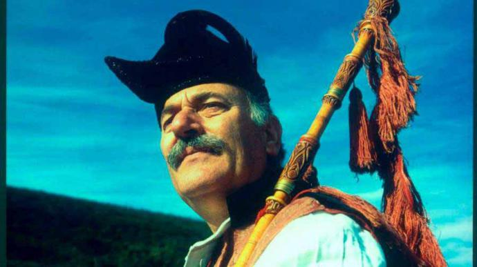 Falleció el famoso gaitero Pepe Temprano