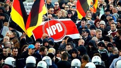 El partido neonazi NPD de Berlín, excluido de las elecciones generales