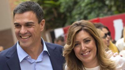 Díaz y Sánchez en una imagen de archivo
