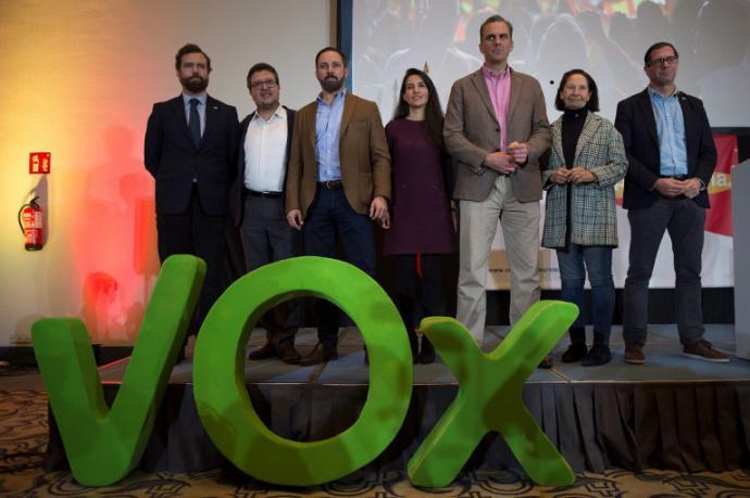 Vox: El partido ultraderechista que se posiciona en España