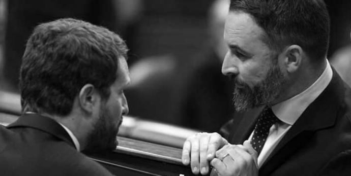 El reparto de puestos en el Congreso enfrenta a PP y Vox y agrieta sus pactos de gobierno