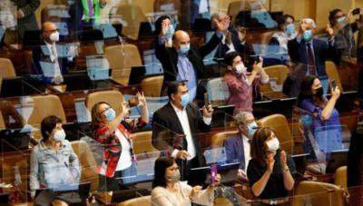 Congreso chileno  aprueba segundo retiro del 10% de las AFP
