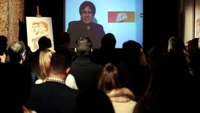 Justicia belga decidirá sobre extradición de Puigdemongt el 14 de diciembre
