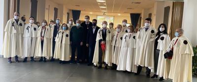La Orden del Camino de Santiago pone en valor la Vía de la Plata-Camino Mozárabe