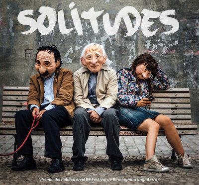 """""""Solitudes"""", poético teatro de máscaras en el Teatro Fernán Gómez de Madrid"""