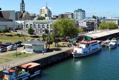 Valdivia: Muelle Schuster