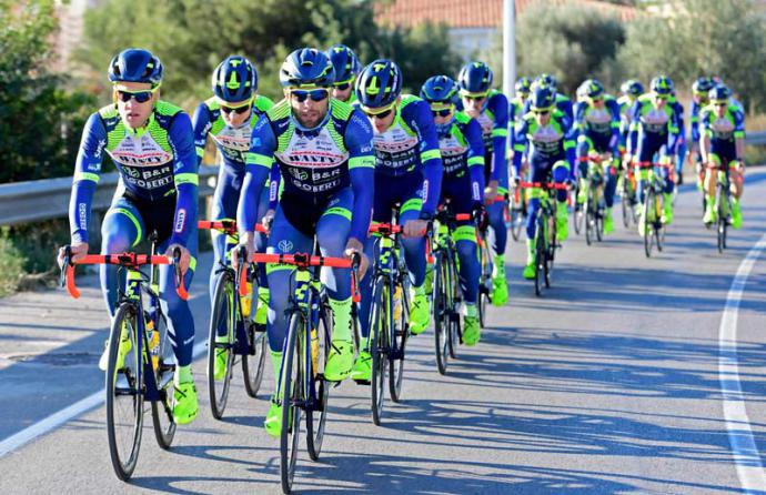 La esencia flamenca rodará en la Vuelta a Andalucía con el Wanty-Groupe Gobert