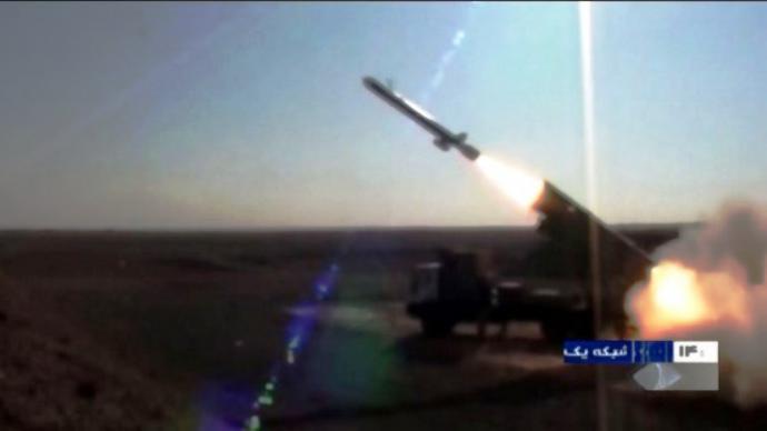 Irán prueba con éxito un misil de alcance intermedio
